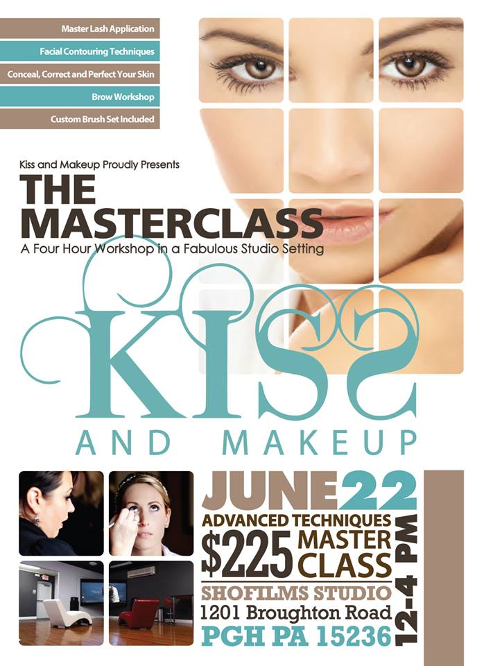 Kiss and Makeup Master Class