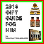 2014 Gift Guide for Him