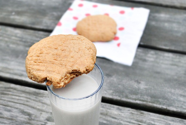 Single Serving PB Cookies
