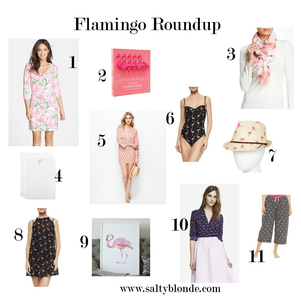 Flamingo Roundup
