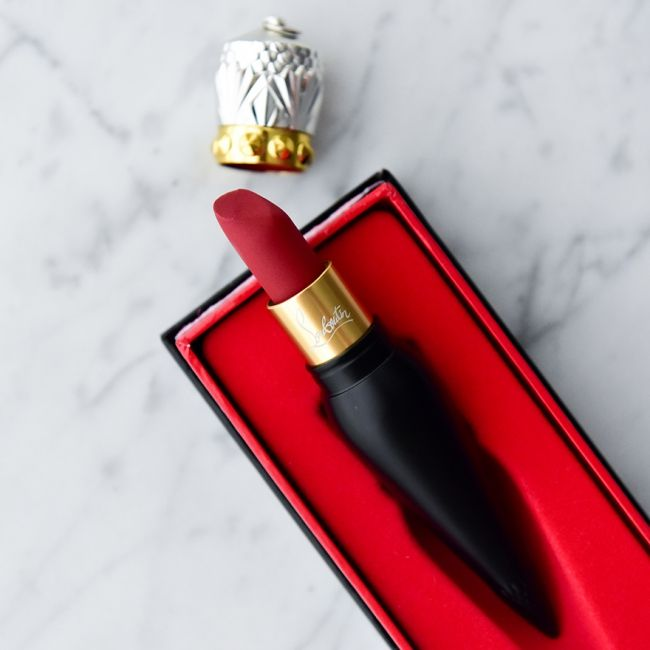 Salty Blonde's Friday Finds:Louboutin Lipstick