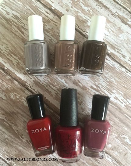 Best Fall Nail Polishes