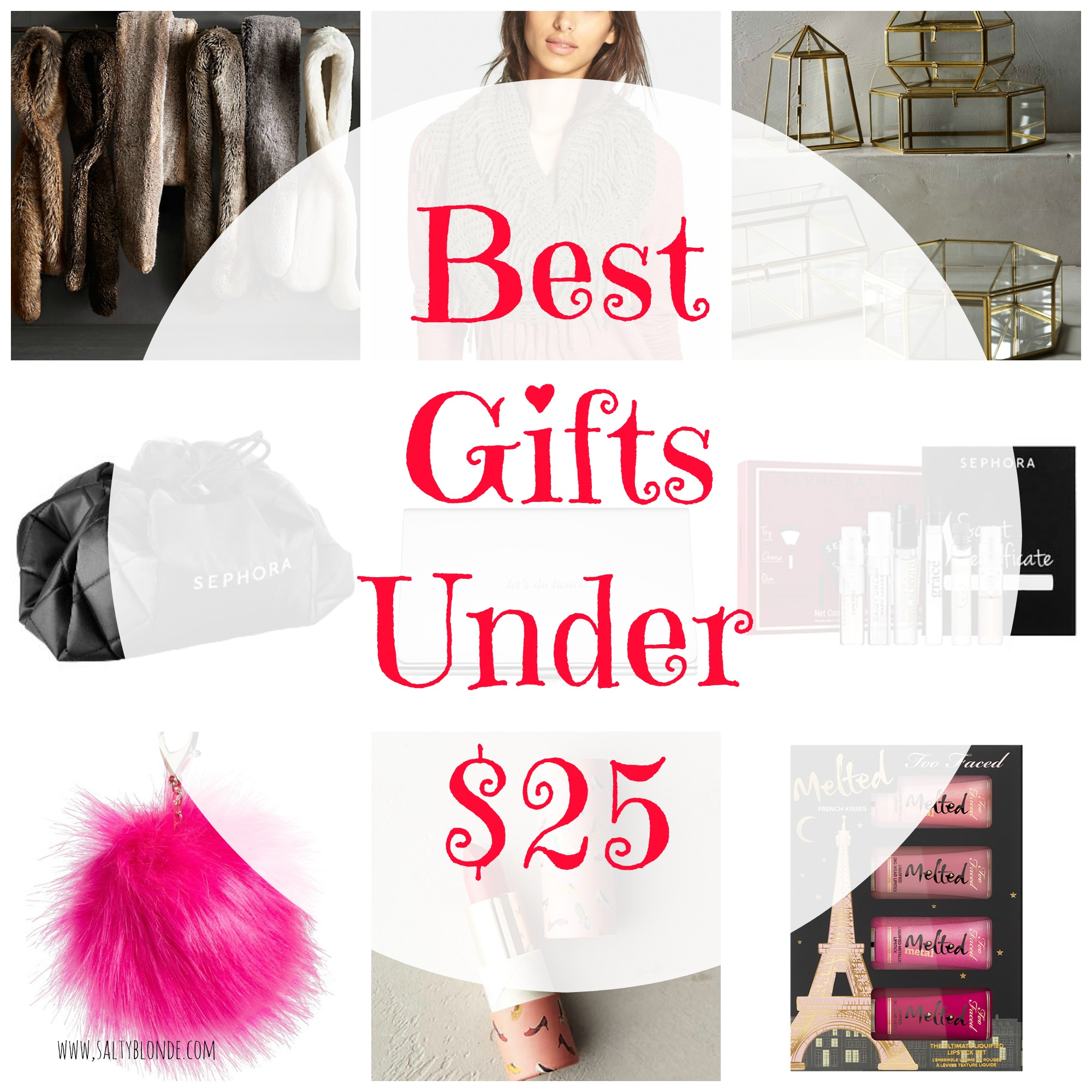 Best Gifts Under 25 Salty Blonde