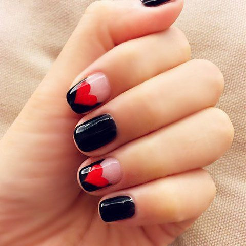 Ten Best Valentine's Day Nails