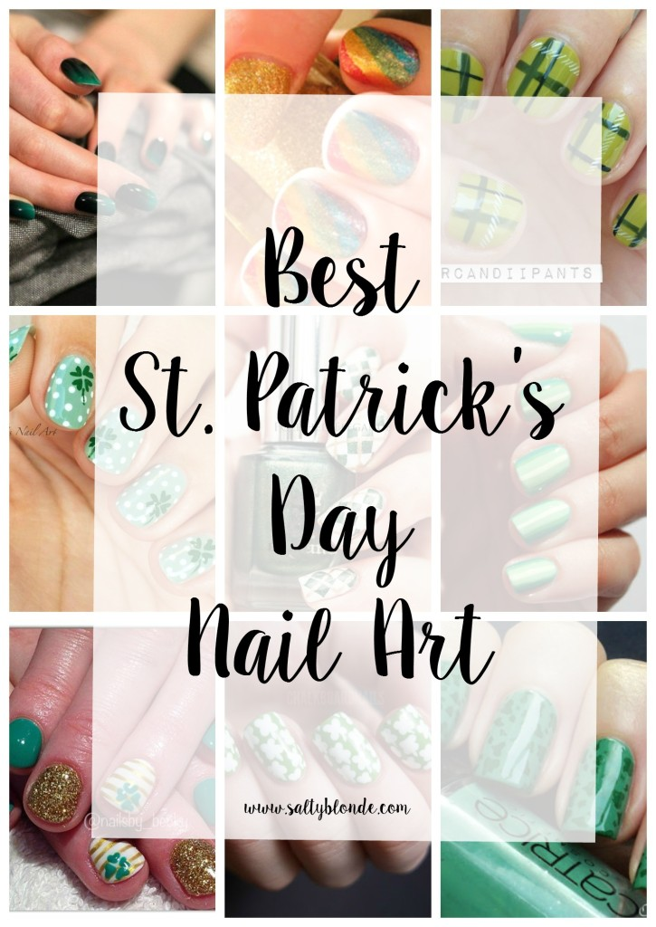 Best St Patrick's Day Nail Art