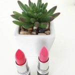 MAC Spring Pink Lipsticks