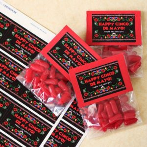 Cinco de Mayo Favors