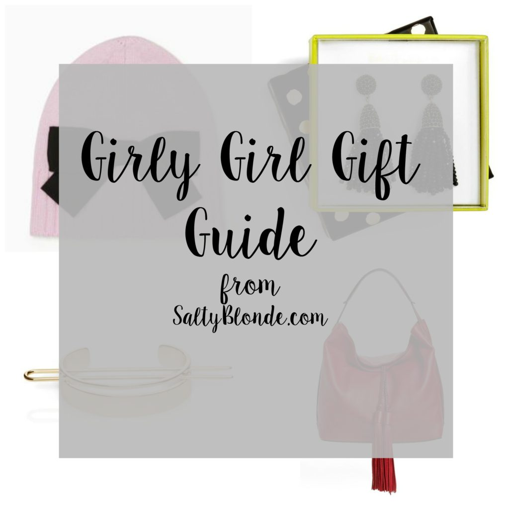 Girly Girl Gift Guide