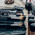Beauty Purchase Failures