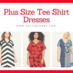 Plus Size Tee Shirt Dress Roundup