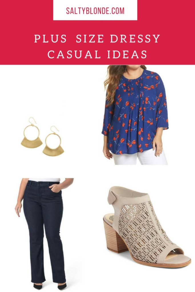 Dressy Casual Plus Size Outfit Ideas