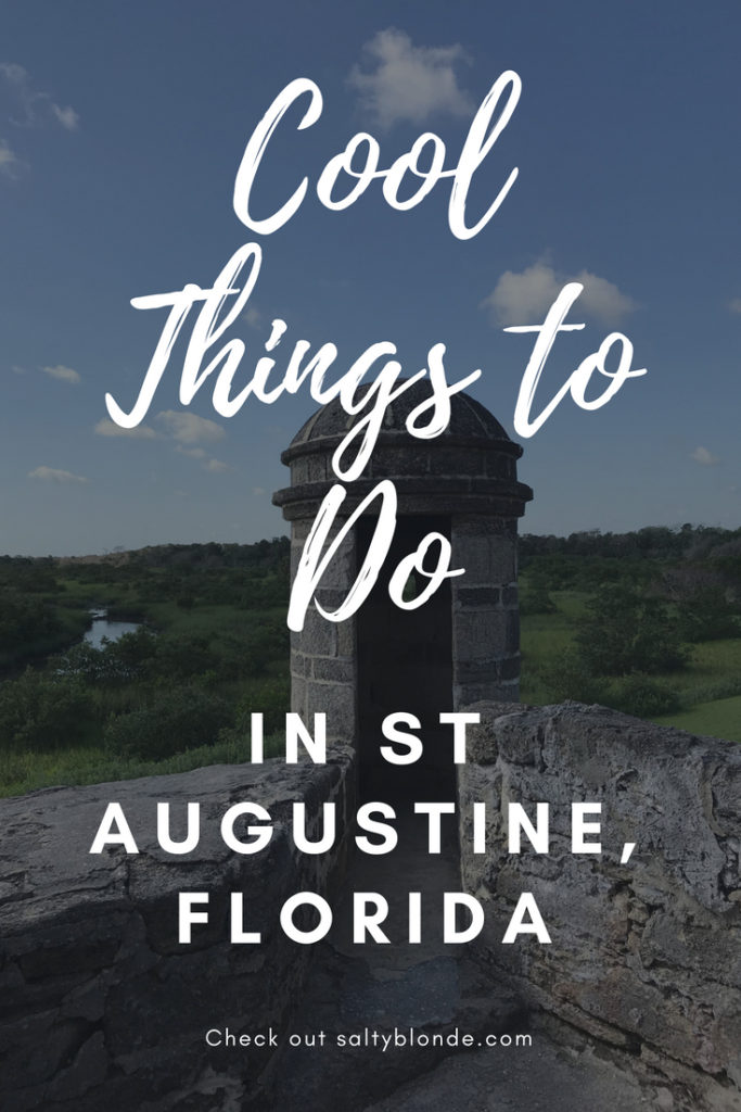 Things to Do in St Augustine, Fl