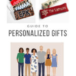 Gift Guide for Personalized Gifts