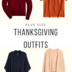 Plus Size Thanksgiving Outfits