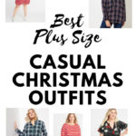 Plus Size Casual Christmas Outfits