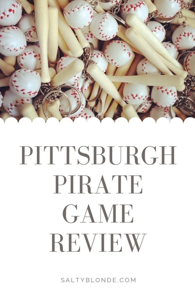 Pittsburgh Pirate game review